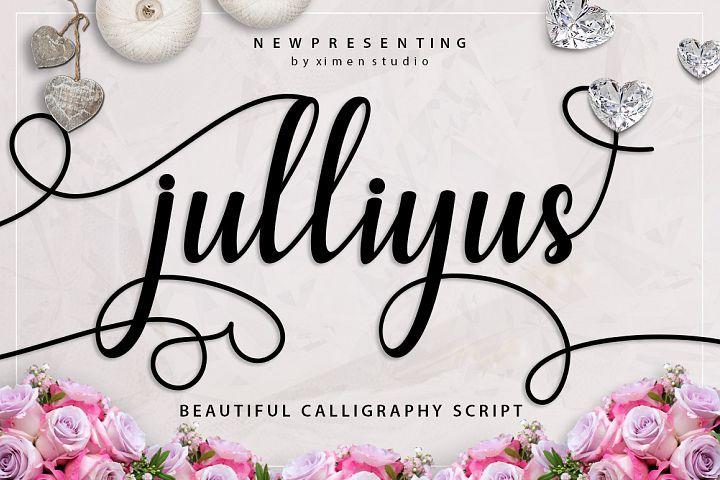 Julliyus Script