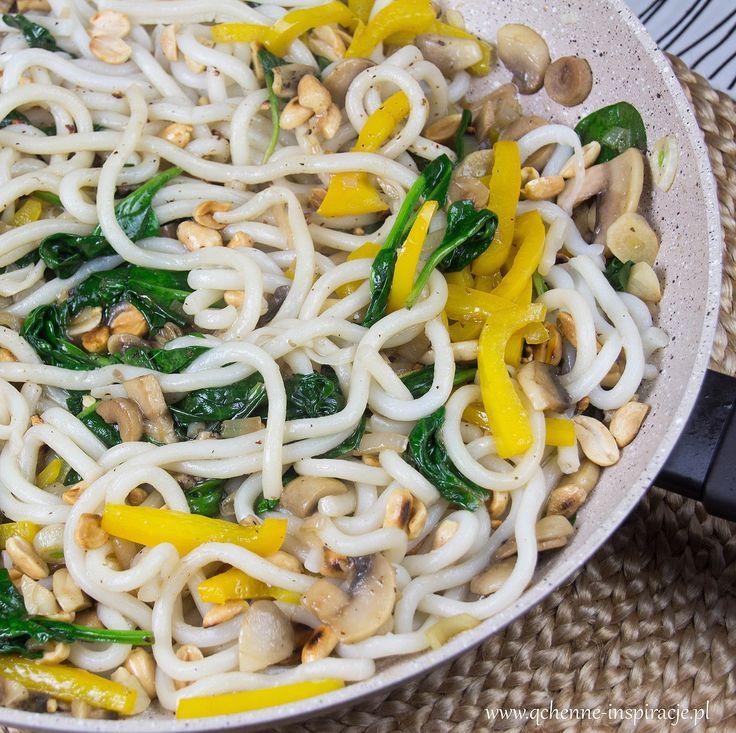 Warzywne stir-fry czyli obiad w 7 minut!
