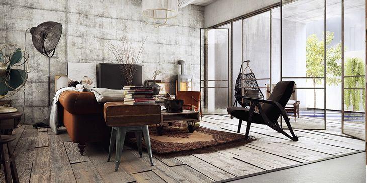 We lijken geen genoeg te kunnen krijgen van de stoere industriële woonstijl. Wij geven je 12x wat fijne inspiratie en tips om de perfecte sfeer in je industriële interieur aan te brengen.