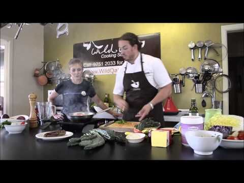 Recipe For Great Protein Building Meal Made In Minutes - YouTube