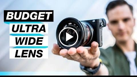 Sony Ultra Wide Angle Lens  Rokinon 12mm f/2.0 Sony E Mount Review  http://videotutorials411.com/sony-ultra-wide-angle-lens-rokinon-12mm-f-2-0-sony-e-mount-review/  #Photoshop #adobe #lightroom #graphicdesign #photography