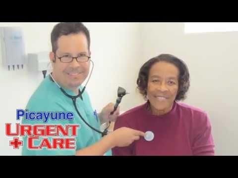Picayune Urgent Care Video   Urgent Care in Picayune