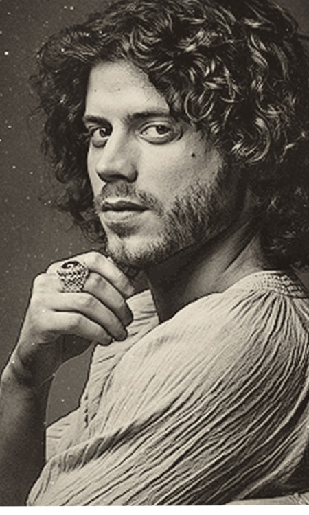 Francois Arnaud as Cesare Borgia # SavetheBorgia please join me http://twubs.com/SaveTheBorgias