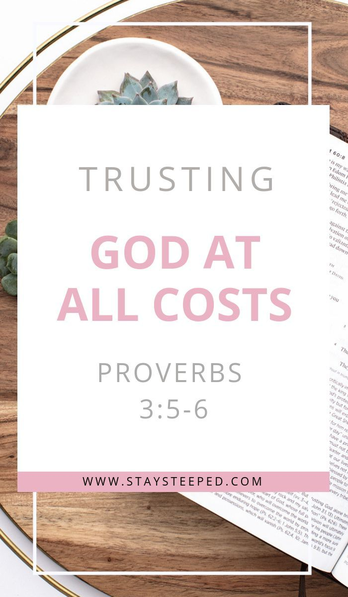 Ever Felt Like The Time When You Relied On Your Own Understanding Instead Of Trusting Lord Thing Just Trust God Christian Women Quote Bible Study Roman 3 Living Paraphrase