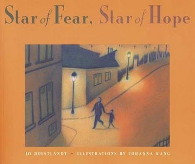 Suffused with bittersweet regret, this sensitive picture book from France begins with the reminiscences of an old woman. The narrator Helen describes being eight years old in 1942, in Nazi-occupied France. Her best friend, Lydia, has been forced to wear a Star of David on her jacket. The night of Helen's ninth birthday, Lydia sleeps over. It's also a night when Nazis are arresting Jews.