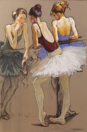 Katya Gridneva ♥ Wonderful! www.thewonderfulworldofdance.com #ballet #dance