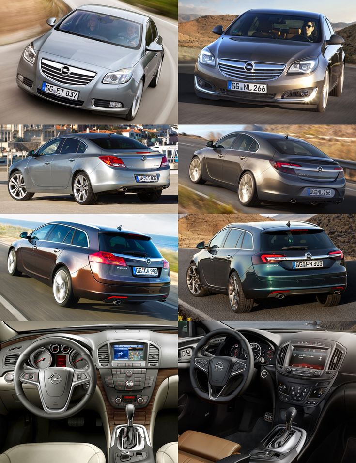 105 best opel images on pinterest cars auto design and cars opel insignia 20 vs 2013 sciox Image collections