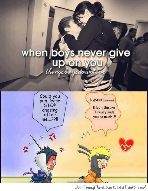 Right! like Naruto porn sasuke precisely