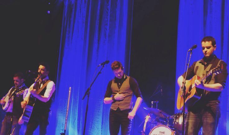 The Kilkennys live in Düsseldorf