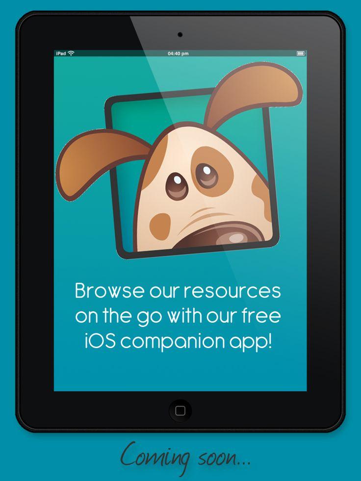 Teachers Pet UK - iOS App... Coming soon!