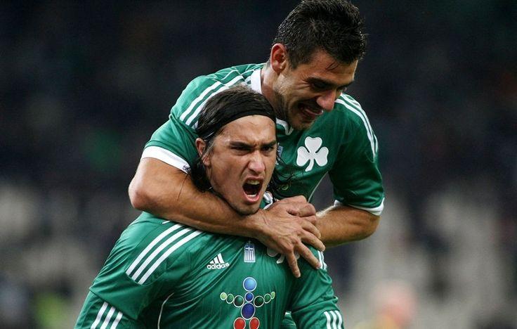 Sebastiaan Leto and Kostas Katsouranis