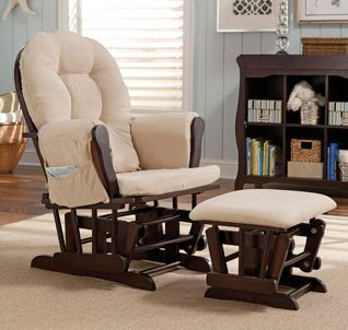 Best Nursery Gliders Ottomans and Rocking Chairs for Moms 2014