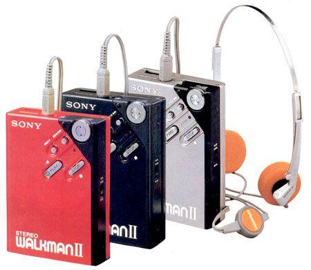 Me gusta mucho mi Sony WM-2