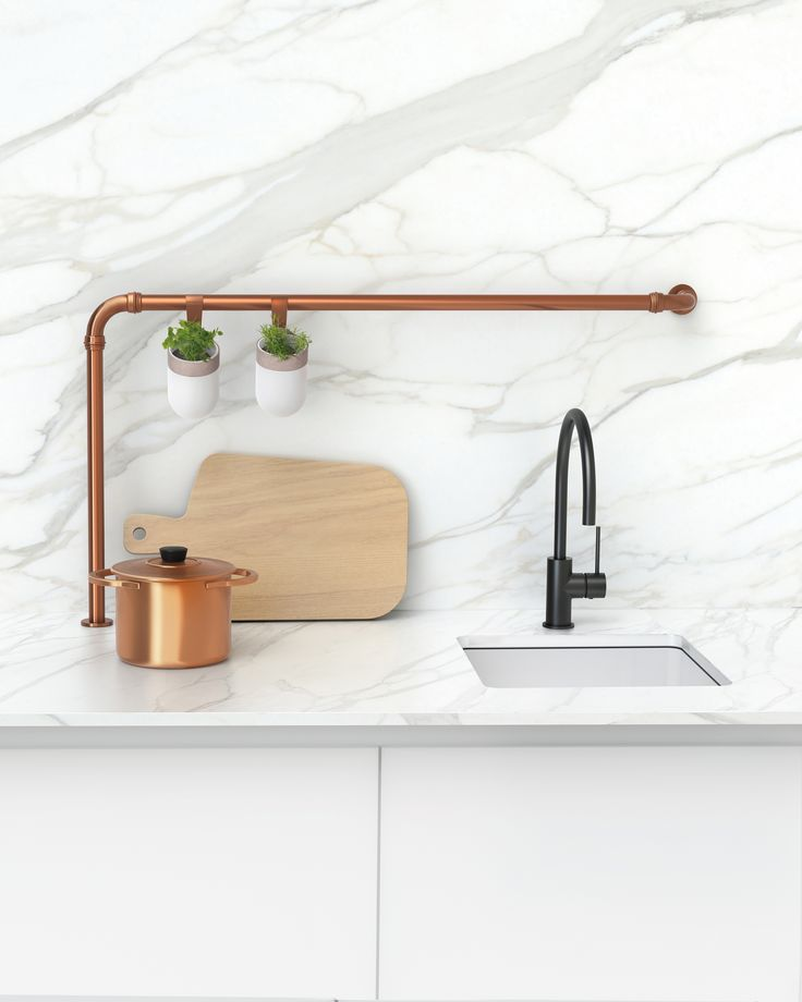 Phoenix Tapware Slimline Sink Mixer In Matte Black