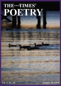 The Australia Times - Poetry magazine. Volume 3, issue 18