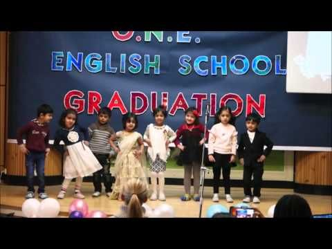 Kindergarten graduation - dynamite song - YouTube