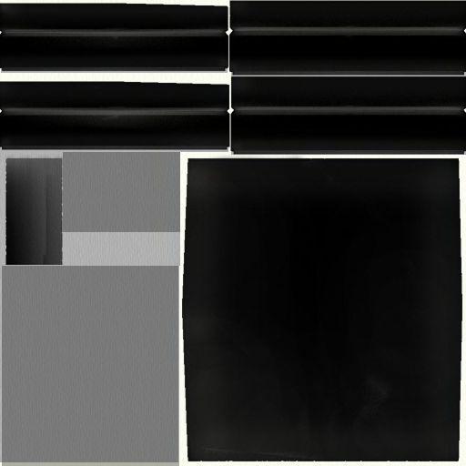 Диван модерн черный — Специализированный сайт дизайнеров и слесарей LoveCity 3D