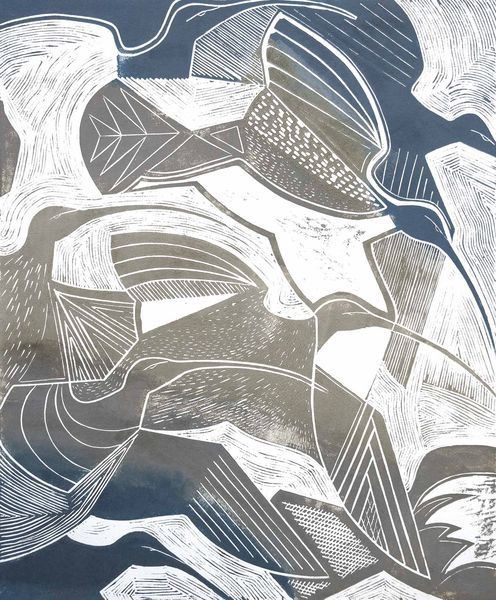 Curlews, Tessa Charles