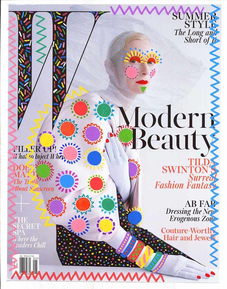 pimp my magazine cover