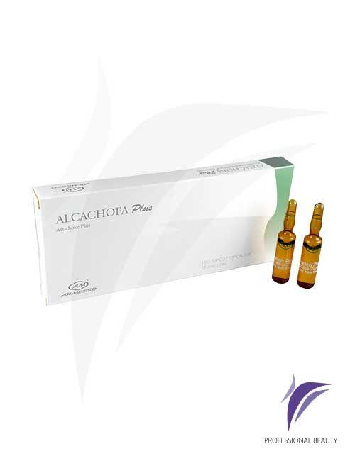 Alcachofa Plus Caja x10 ampolletas de 5ml: La Alcachofa Plus (Extracto de Alcachofa + Cafeína) es un tratamiento de acción lipolítica que ayuda a desintoxicar el hígado y a reducir el colesterol. Los ácidos y sales presentes estimulan el drenaje linfático.