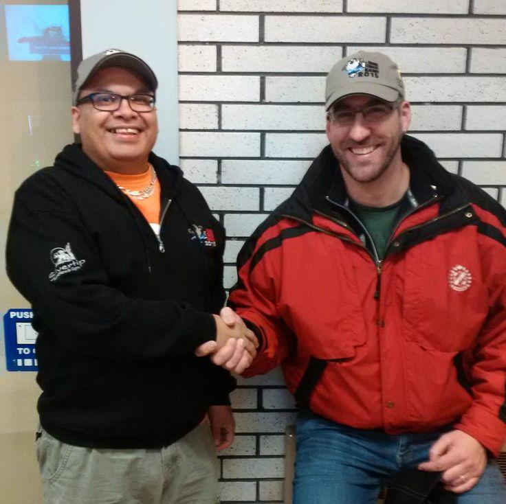 Kinsmen Club of Terrace - Kermode Bear Swim - Hawkair Gift Certificate Winner