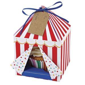 Cupcake boxes for 1 cupcake - Toot Sweet