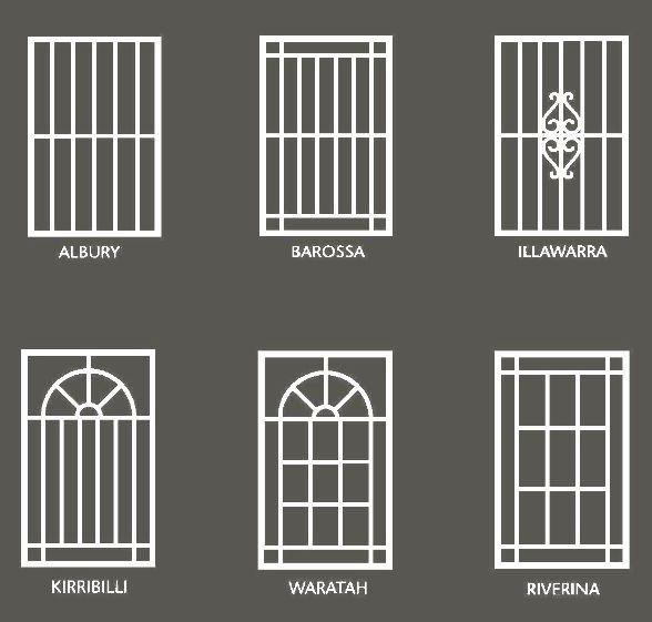 17 best Bars for Windows images on Pinterest | Iron gates, Window ...
