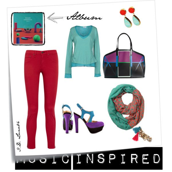 """""""Music Inspired!- Cesare Cremonini, Logico""""[Italy] by luna84 on Polyvore"""