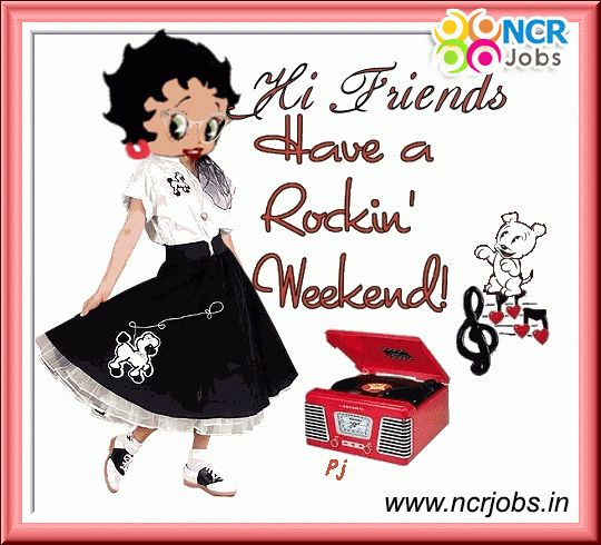 Wish You #HAPPY_WEEKEND!!   http://www.ncrjobs.in
