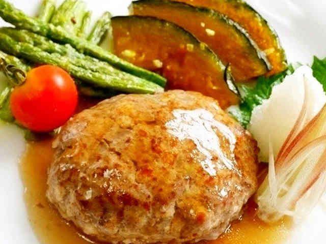 絶品*豆腐ハンバーグ の画像