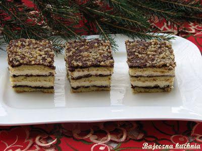 Bajeczna Kuchnia: Ciasto ukraińskie