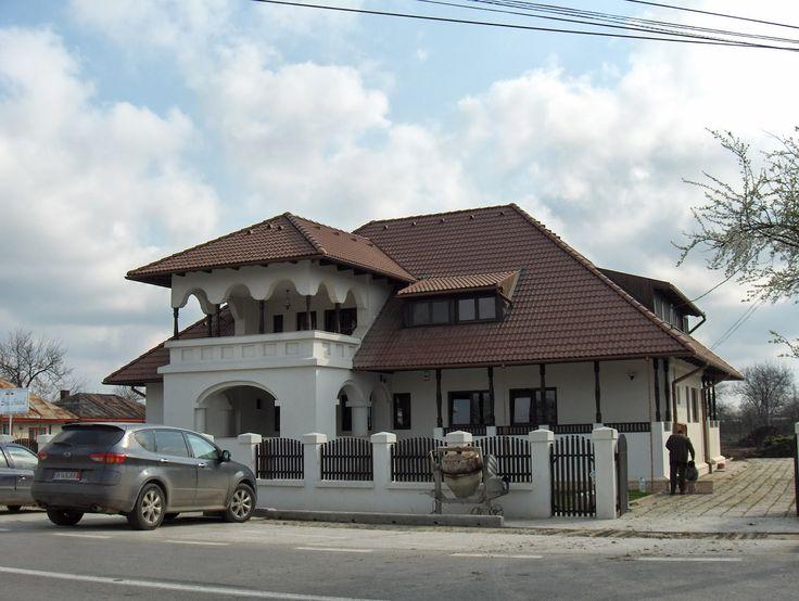 Case românești traditionale la comandă
