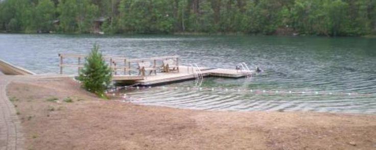 Nummijärvi uimaranta, Järvitie 91  25340 Kanunki