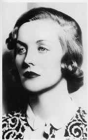 Diana Mitford - one of the famed Mitford sisters and grandmother of Daphne Guinness.