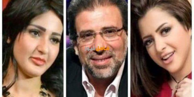 فيديو فضيحة منى فاروق وخالد يوسف مني فاروق تقرر الانتحار ببث مباشر على الإنستغرام