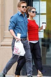 Eva Mendes: Ryan Gosling Is 'Adorable' Around Kids