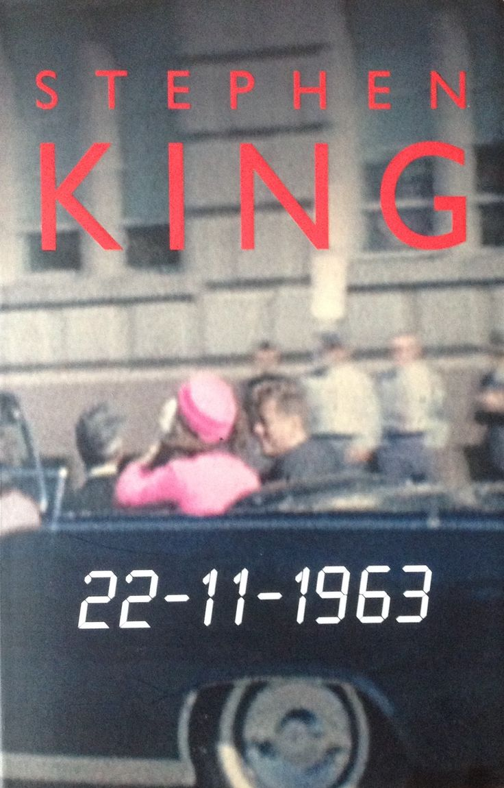 Stephen King: 22-11-1963