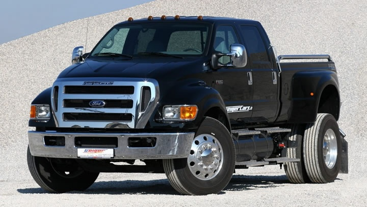 Ford F-650 — The Ford F-650/F-750 Super Duty are medium ...