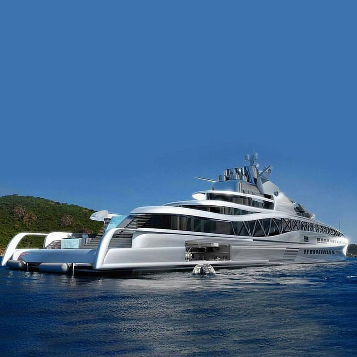 Theres Nothing Small About This Fincantieri Project FORTISSIMO Reaching And Incredible Length Of 475