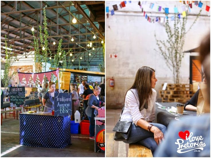 I Love Pretoria: Market@theSheds: Pretoria's first inner-city market