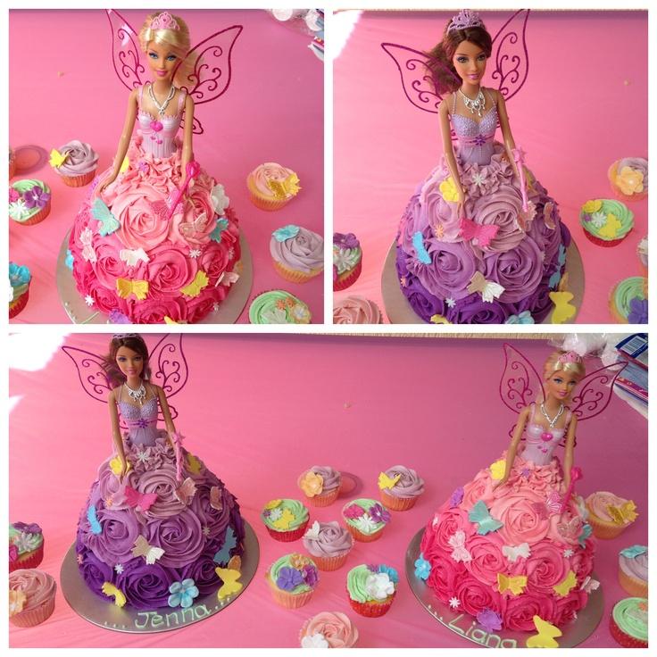 Princess fairy cake!