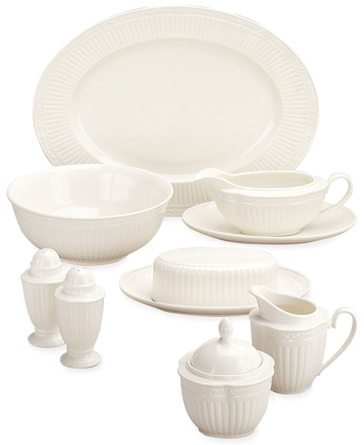 Mikasa Dinnerware, Italian Countryside Vegetable Bowl