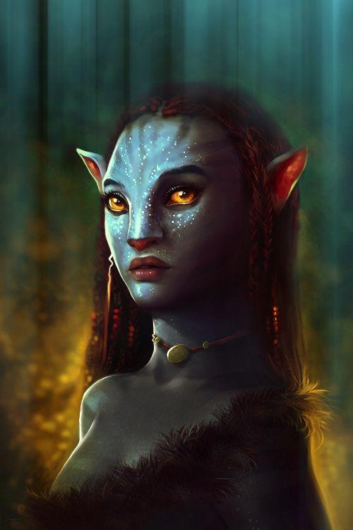 Na'vi by ~carpenoctem on deviantART