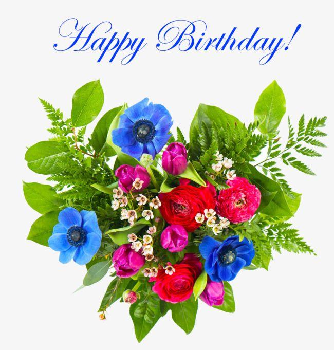Birthday Flowers Birthday Clipart Flowers Flowerbeautiful