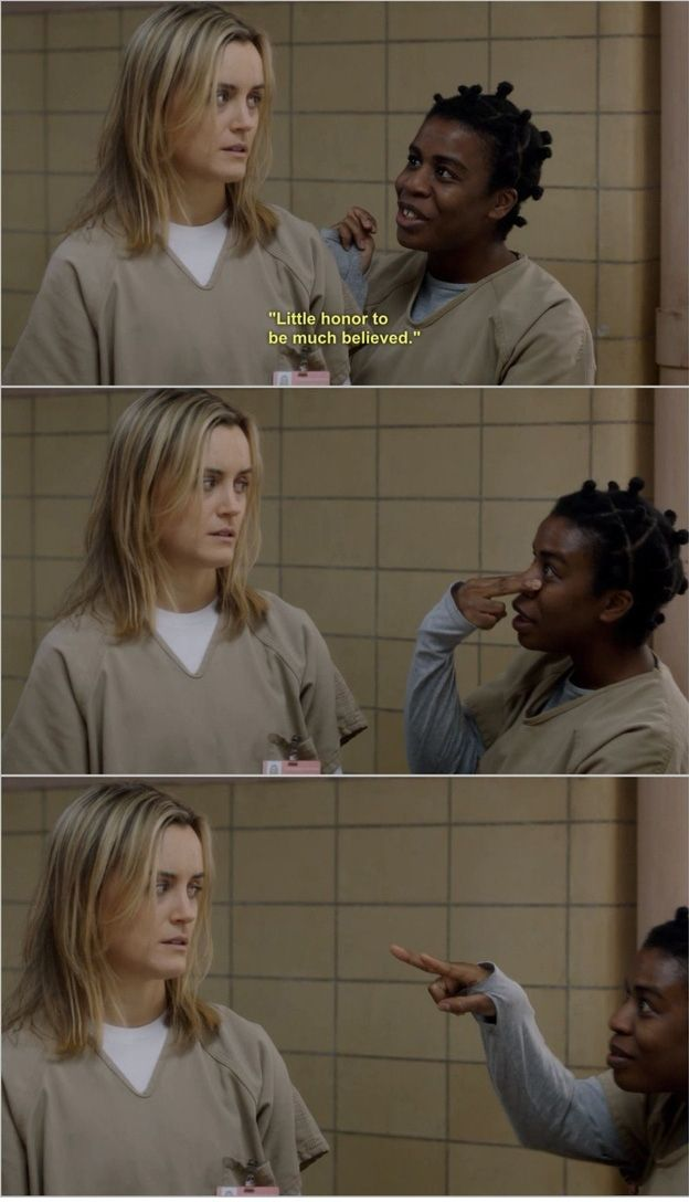 """25 Moments When The Women Of Color On """"Orange Is The New Black"""" Gave You So Much Life"""
