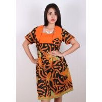 NEW ARRIVALS  Batik Trusmi Dres Batik Trusmi Yuken Obnaesel Kupat Kupu Orange IDR 315.000  *bahan: Katun Halus Exclusive *size: M, L & XL *pilihan warna: Hitam Orange  -------------------------------------------------------------------------------- Info Order, hubungi Team Marketing Online kami [Open Reseller & Dropship] --> Phone/SMS/Whatsapp/Line :  Dian : 081564690003 | PIN BB: 57FA23DC Linda: 085864040786 | PIN BB: 57E93563 Gina : 089665271943 | PIN BB: 79FCA1A9 Viny : 085724290097 | PIN…