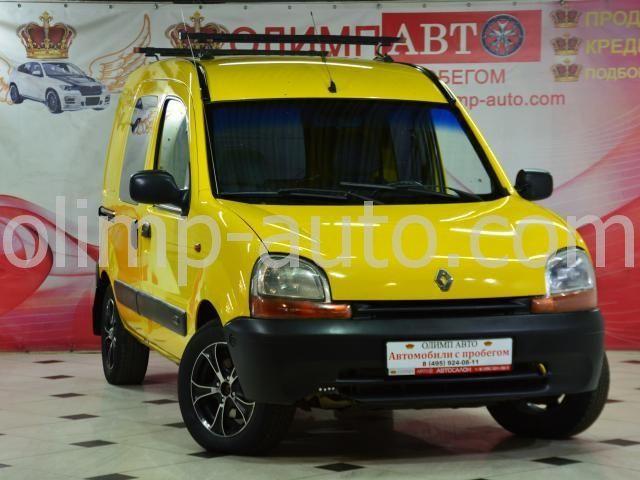 Renault Kangoo I Рестайлинг, 2004 г.в. -