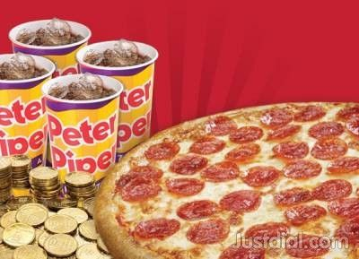 Steward of Savings : Peter Piper Pizza Coupon: 2 Medium 1-Topping Pizzas, Breadsticks Plus a Cinnamon Crunch Dessert for $19.99!