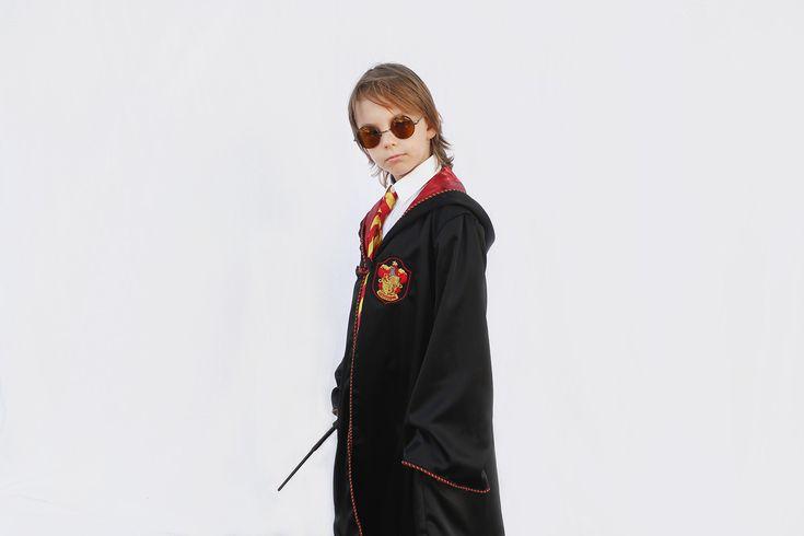 A Russian Harry Potter fan