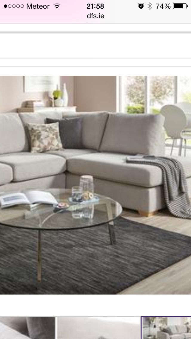 DFS couch ordered